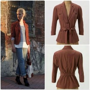 Anthropologie Cartonnier Expedition Jacket Size 8